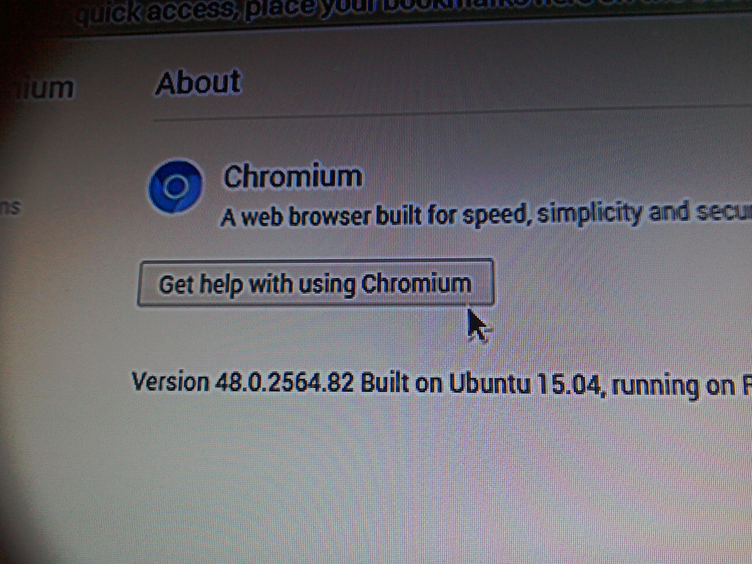 How to install Chromium on Raspbian Jessie Raspberry Pi 2 and 3