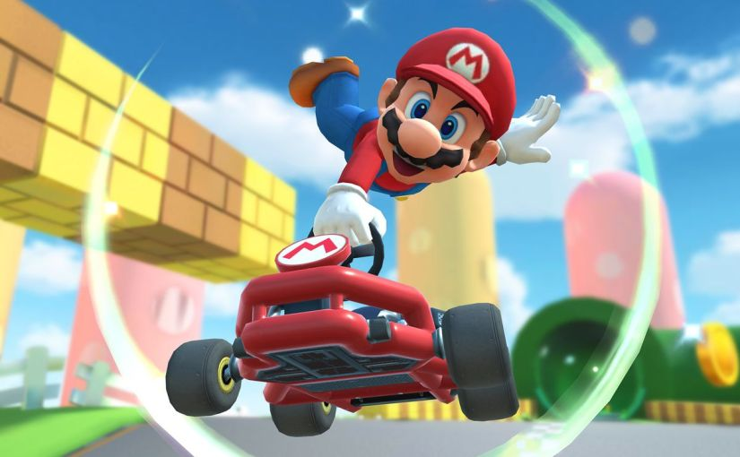 Mobile game recommendation: Mario Kart Tour